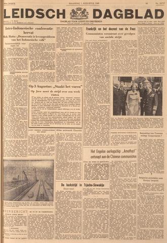 Leidsch Dagblad 1949-08-01