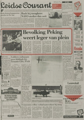 Leidse Courant 1989-06-03