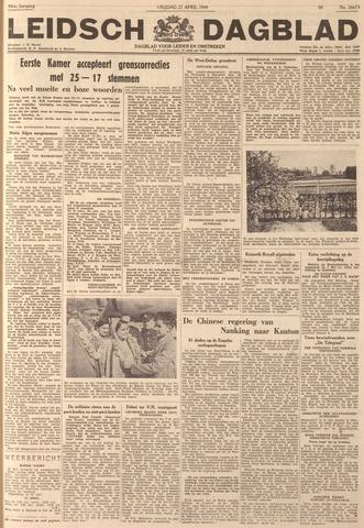 Leidsch Dagblad 1949-04-22