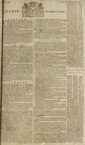 Leydse Courant 1775