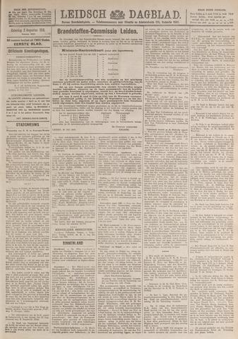 Leidsch Dagblad 1919-08-02