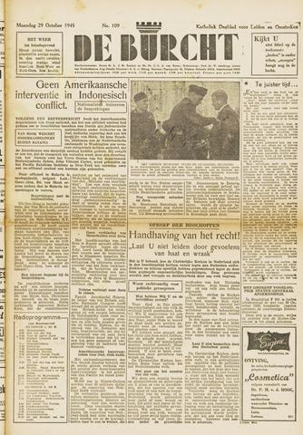 De Burcht 1945-10-29