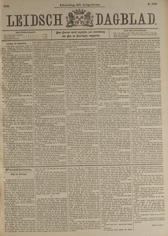 Leidsch Dagblad 1896-08-25