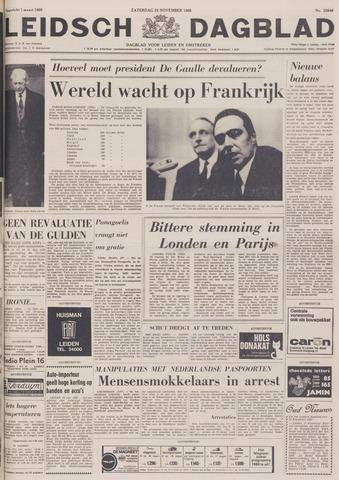Leidsch Dagblad 1968-11-23