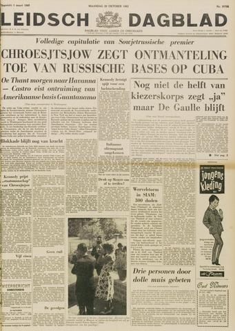 Leidsch Dagblad 1962-10-29