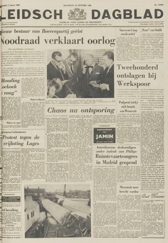 Leidsch Dagblad 1966-10-10