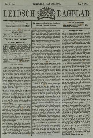 Leidsch Dagblad 1880-03-30