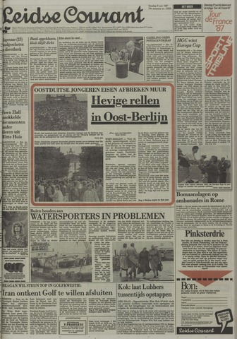 Leidse Courant 1987-06-09