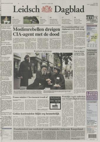 Leidsch Dagblad 2000-08-29