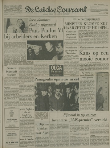 Leidse Courant 1969-06-10