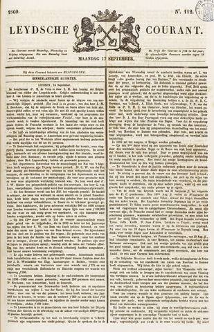 Leydse Courant 1860-09-17
