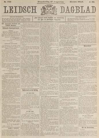 Leidsch Dagblad 1916-08-17