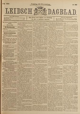 Leidsch Dagblad 1899-12-29