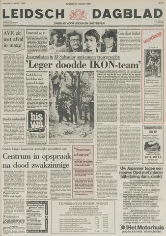 Leidsch Dagblad 1982-03-19