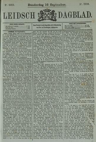 Leidsch Dagblad 1880-09-16