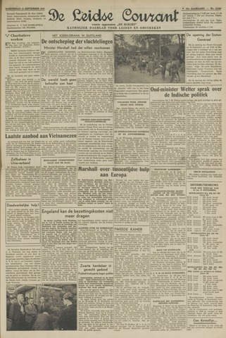 Leidse Courant 1947-09-11