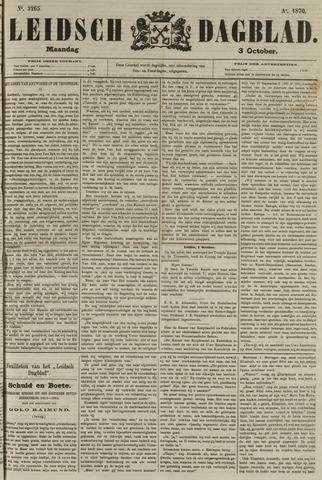 Leidsch Dagblad 1870-10-03