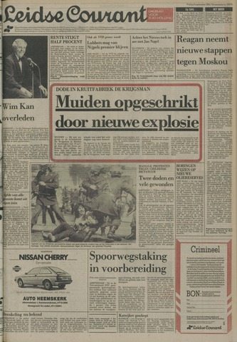 Leidse Courant 1983-09-09