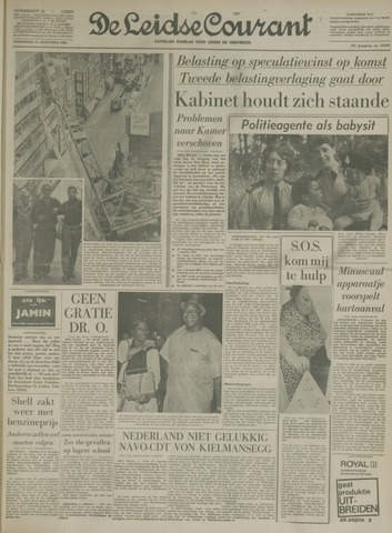 Leidse Courant 1966-08-31
