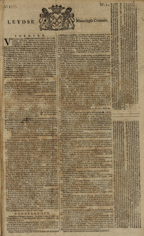 Leydse Courant 1777-01-27
