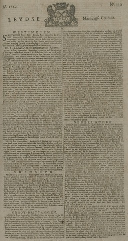 Leydse Courant 1740-09-12