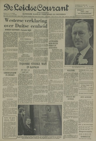 Leidse Courant 1964-06-27