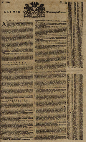 Leydse Courant 1779-11-10