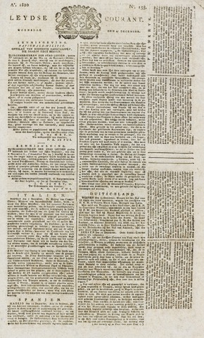 Leydse Courant 1820-12-27