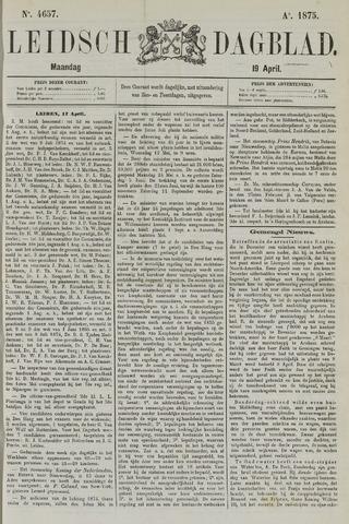 Leidsch Dagblad 1875-04-19
