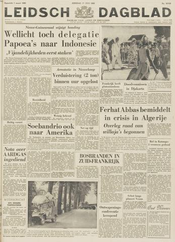 Leidsch Dagblad 1962-07-17