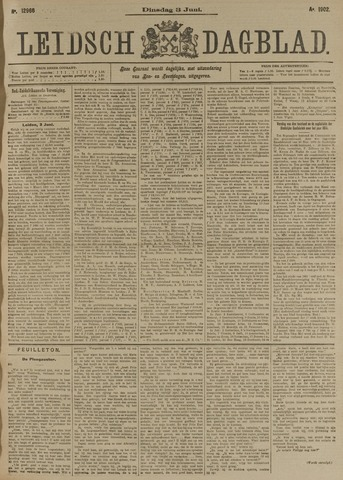 Leidsch Dagblad 1902-06-03