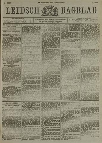 Leidsch Dagblad 1909-02-24