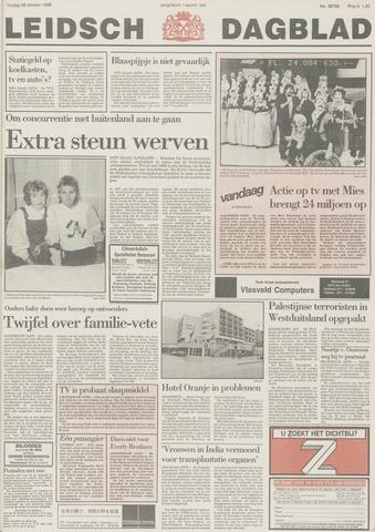 Leidsch Dagblad 1988-10-28