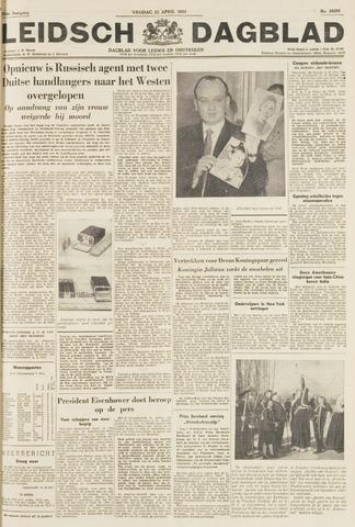 Leidsch Dagblad 1954-04-23