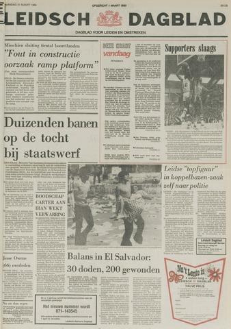 Leidsch Dagblad 1980-03-31