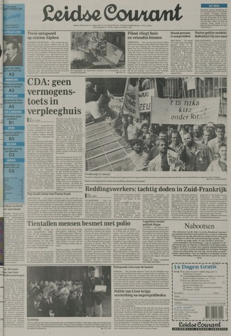 Leidse Courant 1992-09-25