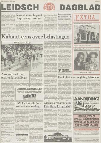 Leidsch Dagblad 1988-07-16