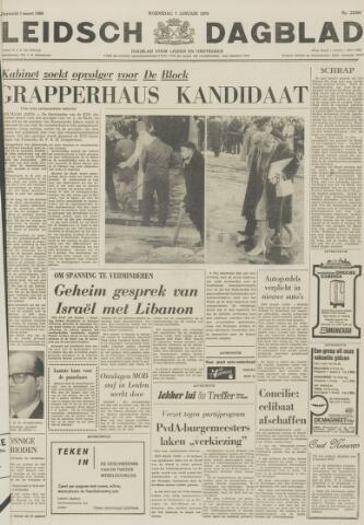 Leidsch Dagblad 1970-01-07