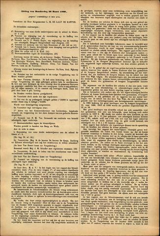 Handelingen van de Raad 1889-03-28