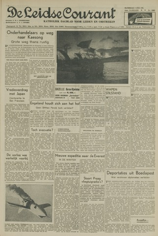 Leidse Courant 1951-07-07