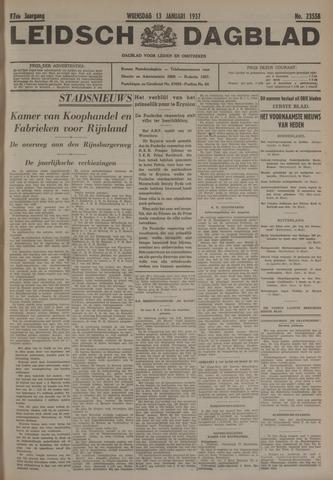 Leidsch Dagblad 1937-01-13