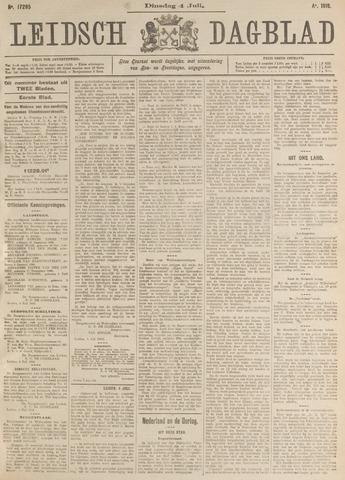 Leidsch Dagblad 1916-07-04
