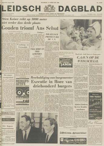 Leidsch Dagblad 1968-02-12