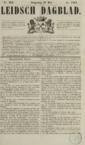 Leidsch Dagblad 1861-05-28