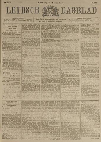 Leidsch Dagblad 1907-11-11