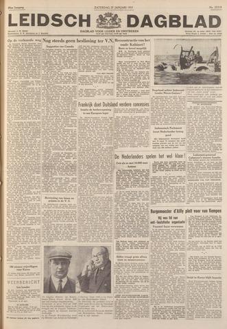 Leidsch Dagblad 1951-01-27