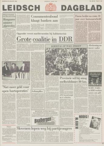 Leidsch Dagblad 1990-01-23