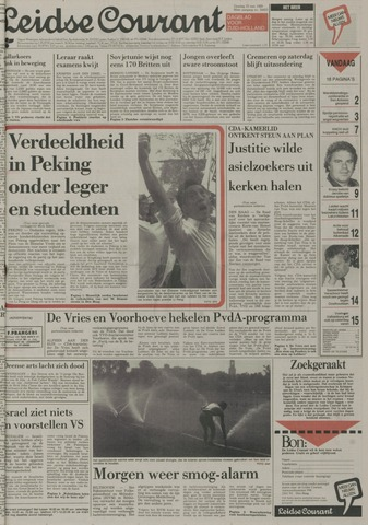 Leidse Courant 1989-05-23