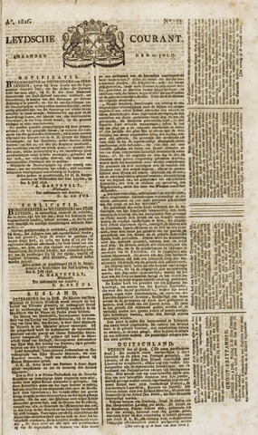 Leydse Courant 1826-07-10