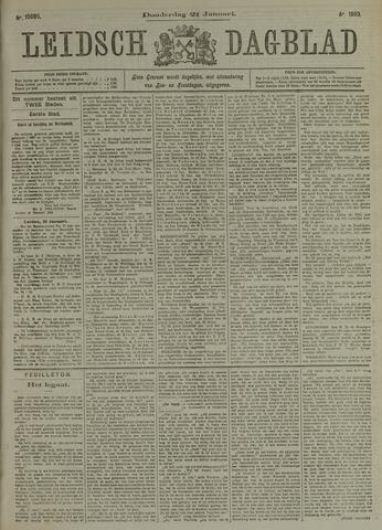 Leidsch Dagblad 1909-01-21